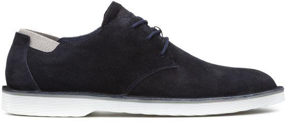 Camper Morrys K100057-002 Formal shoes Men. Official Online Store USA