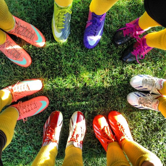 Soccer is my Life.