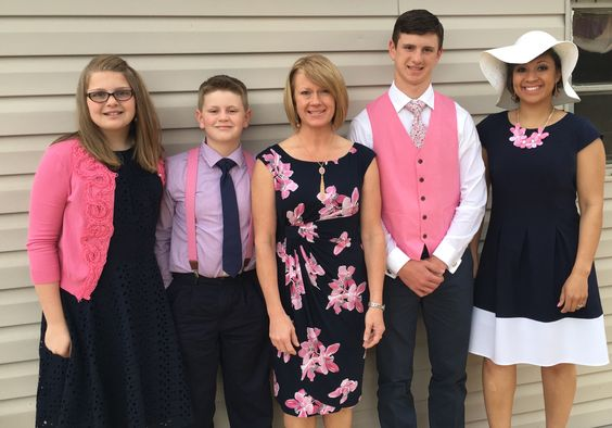Happy Easter 2016 ✝ Christ the Lord is risen!!!! My family....