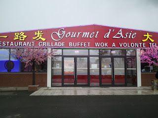 Les délices de Reinefeuille: Restaurant Gourmet d'Asie à luçon