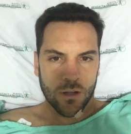 Sebastián Viera fue dado de alta y podrá jugar la Sudamericana