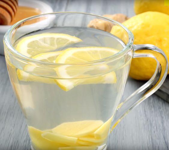 Lemon water benefits 3858
