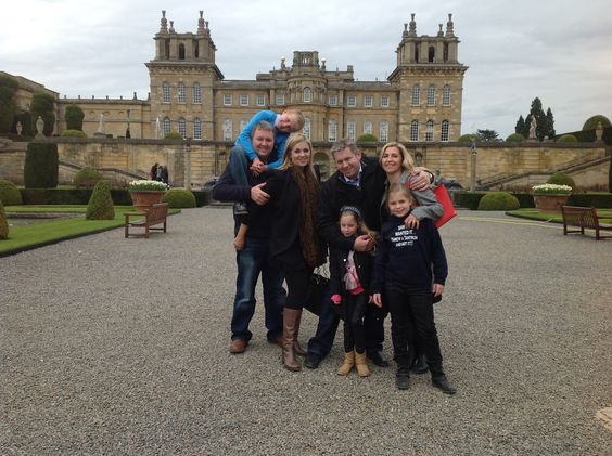 "Blenheim Palace Uk 2012. The home of our God kids! Gorgeous gardens! The movie ""night in the museum"" were made here."
