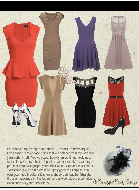 Race Day Dresses - pear body shape