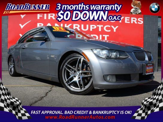 Convertible 2007 Bmw 328i Convertible With 2 Door In Canoga Park
