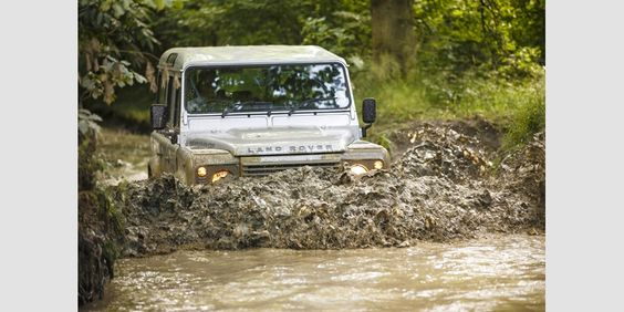 Gallery | Land Rover Experience Eastnor