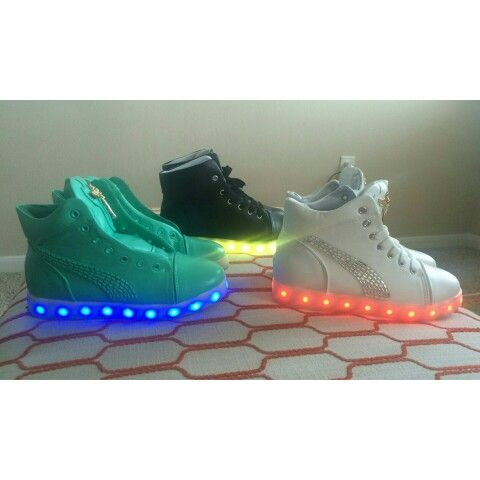 Kids Light Up Shoes Now At Www Theaccessoryroom Pinterest