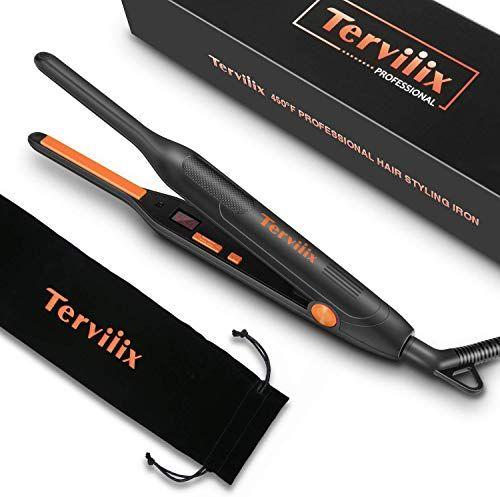 Enjoy Exclusive For Terviiix Small Flat Iron Short Hair
