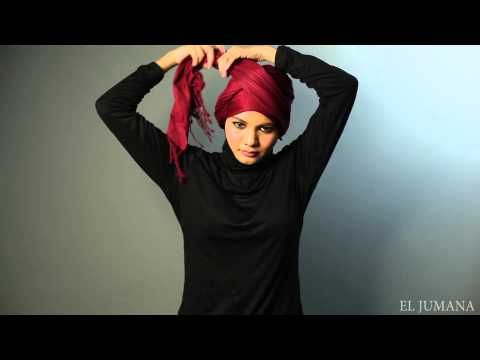 tutorial and more turbans criss cross turban tutorial shawl youtube ...