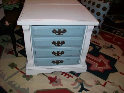 ... Georgia Consignment Furniture. Painted Nightstand 2 Available Designed  For Change Augusta