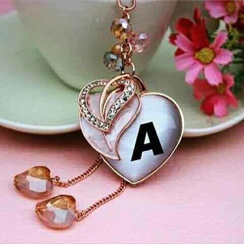 Anam Khan Lettering Alphabet Alphabet Necklace Picture Letters