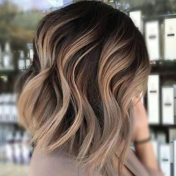 and now were craving a cappuccino this is beautiful - Coloration Cheveux Cappuccino