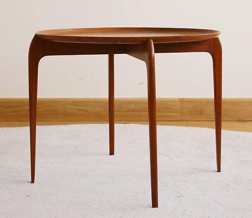 Marvelous Engholm Willumsen Fritz Hansen Teak Tray Table Danish Mid Century Modern  1950s | EBay | For The Home | Pinterest | Fritz Hansen, Teak And  Mid Century Modern