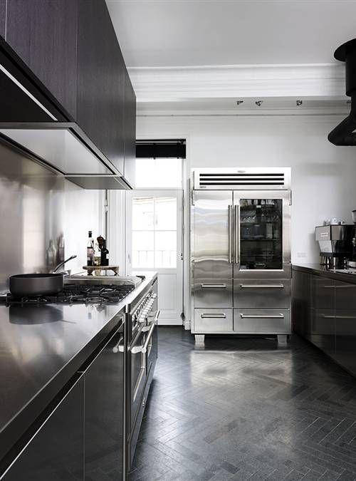 Interior Design Kitchen Style Boffi Kitchen In 2020 Masculine Kitchen Kitchen Design Kitchen Interior