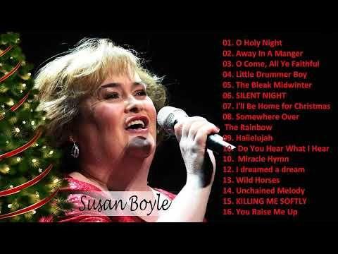 Susan Boyle Christmas 2020 Susan Boyle Christmas Album 2018 2019   The Gift Susan Boyle