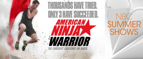 American Ninja Warrior, A test of skill, heart, and strength.