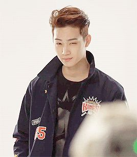 can we talk about this... im jaebum why are you so HOT #got7