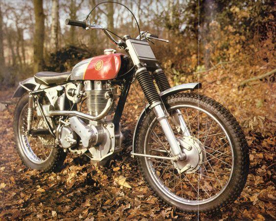 Ariel 500cc HT5 trials special