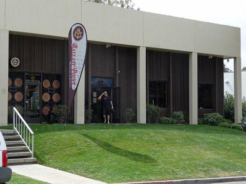 Ballast Point Brewery, San Diego, CA