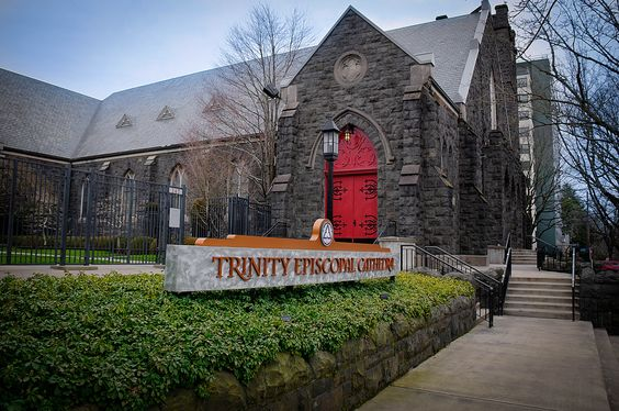 Trinity Episcopal Cathedral - Alphabet District - Portland, OR