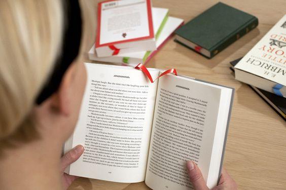 Albatros: an ingenius automatic bookmark