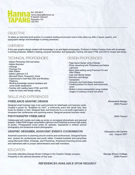 Design CVs and their accomanying websites CV Pinterest - enterprise architect resume sample