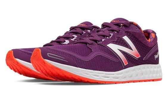 La Fresh Foam ZANTE de New Balance : une paire de chaussures qui donne des ailes ! on Trail Session http://trail-session.fr/wp
