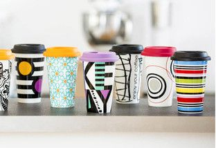 Give your daily caffeine fix a pick-me-up with this collection of stylish mugs. Glass options lend java a sleek update, while painted cup and saucer pairs feel elegantly charming. On the go? Make a statement with colorful travel mugs—way more fun than those white cardboard cups.http://www.allmodern.com/deals-and-design-ideas/A-Sip-of-Style%3A-Must-Have-Mugs~E19136.html?refid=SBP.rBAZEVRRuiNuvma7mtyAAsx0RLAi40TKhj9VUQY5Nf0