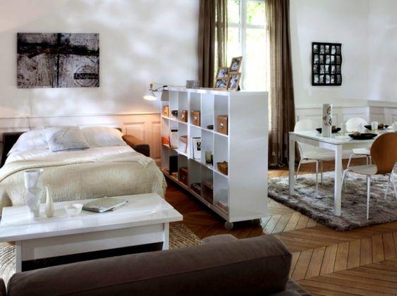 Separation meuble but