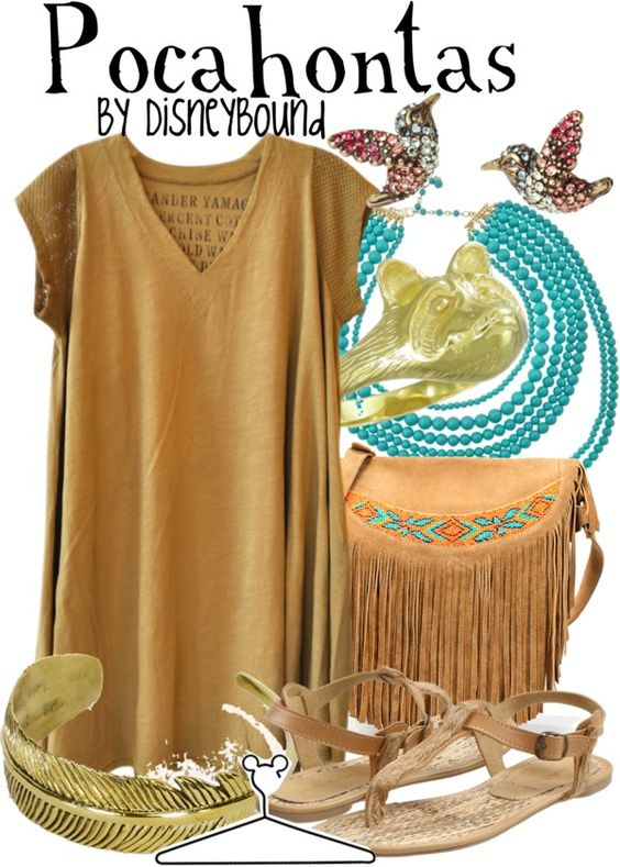 """""""Pocahontas"""" by lalakay on Polyvore"""