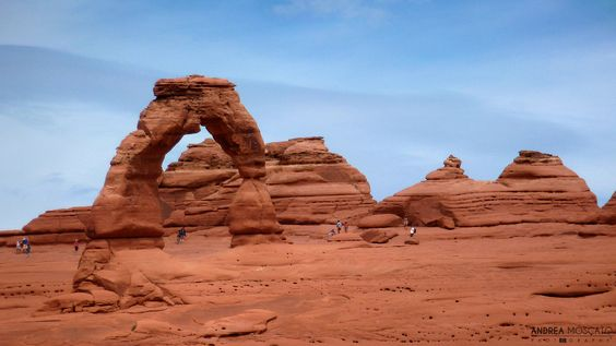 Delicate Arch - Arches National Park, Utah | Flickr - Photo Sharing!