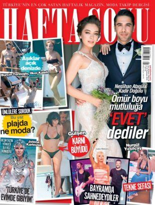 Hafta Sonu Temmuz 13 2016 digital magazine - Read the digital edition by Magzter on your iPad, iPhone, Android, Tablet Devices, Windows 8, PC, Mac and the Web.