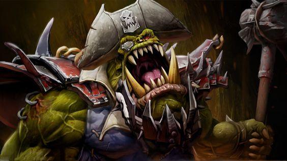 Warhammer 40k Orc Wallpaper Warhammer Warhammer 40000 Warhammer 40k