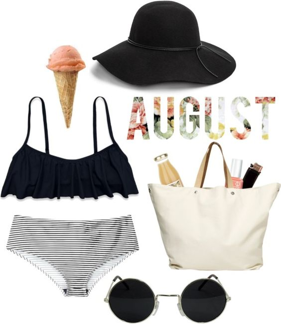 """""""Summer Please"""" by thetigerswife ❤ liked on Polyvore"""