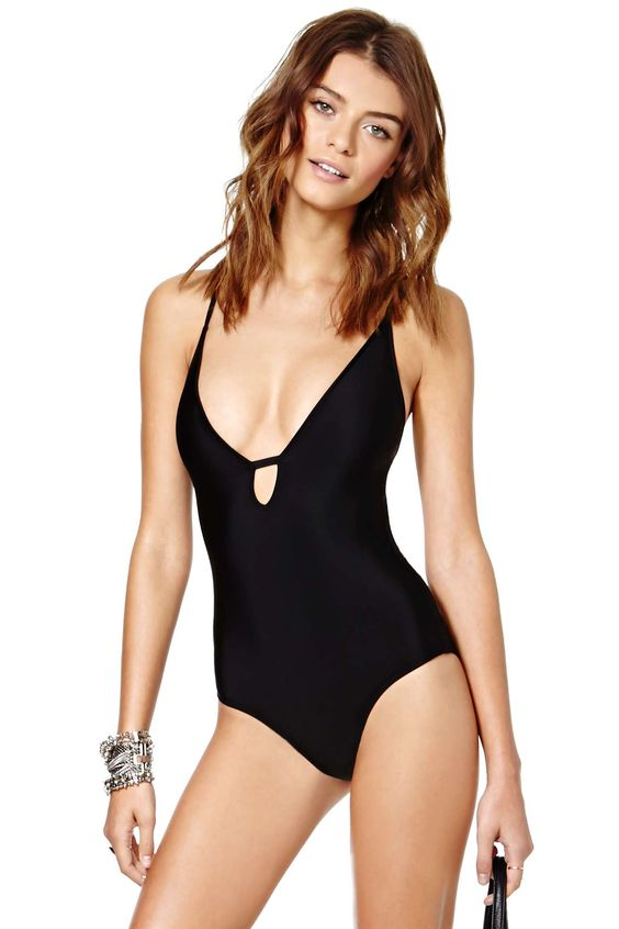 Motel Kimberly Swimsuit | Shop Miami Vices at Nasty Gal