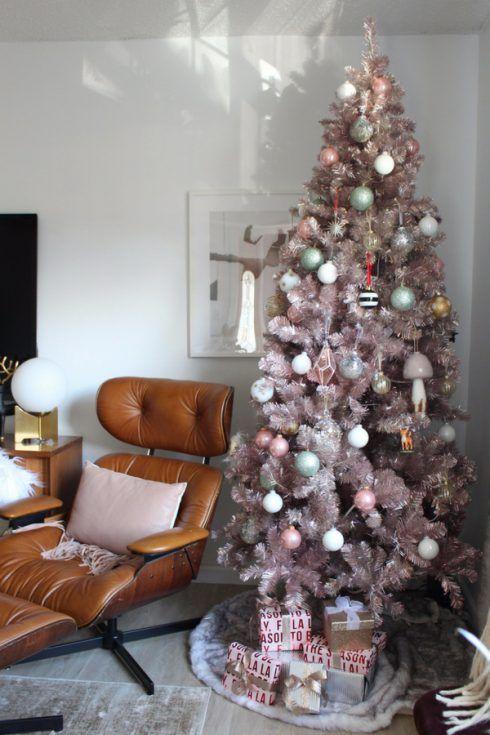 A New Take On Christmas Decorating Homegoods Decor Christmas Decorations Blogger Decor
