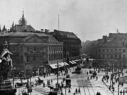 Alexanderplatz 1924