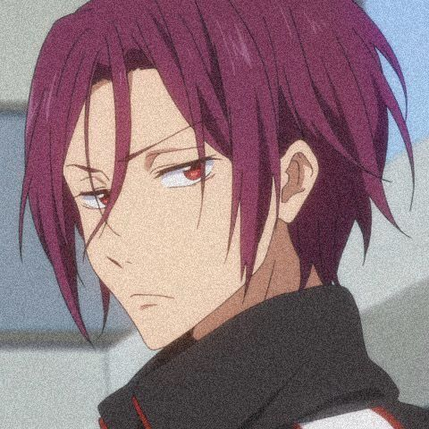 Icon Rin Matsuoka Free Anime Aesthetic Anime Anime Icons This third volume showcases rin matsuoka (played by mamoru miyano) and includes his versions of break our balance and aqua gate, as usual, you also get instrumental. icon rin matsuoka free anime