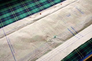Plaid Granville Shirt: Can You Match The Sleeve Placket? | Sewaholic | Bloglovin'