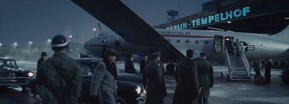 Ponte dos espiões - Steven Spielberg - USA (Bridge of Spies)