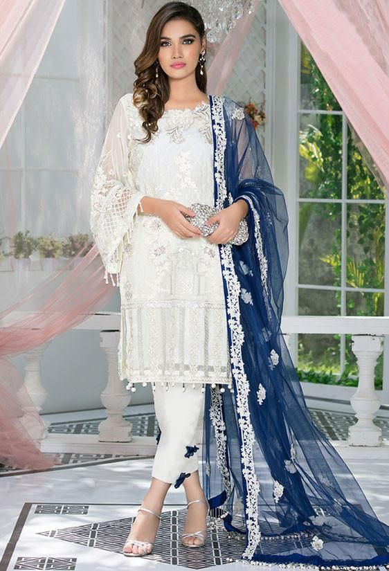 3pc INDIAN PAKISTANI girls wedding party Shalwar lehanga Kameez suit Asian Dress