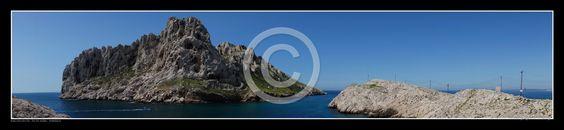 ©Baie des singes Maïre Marseille Espace boutique Photos #marseille #ile #archipel #mer #poster