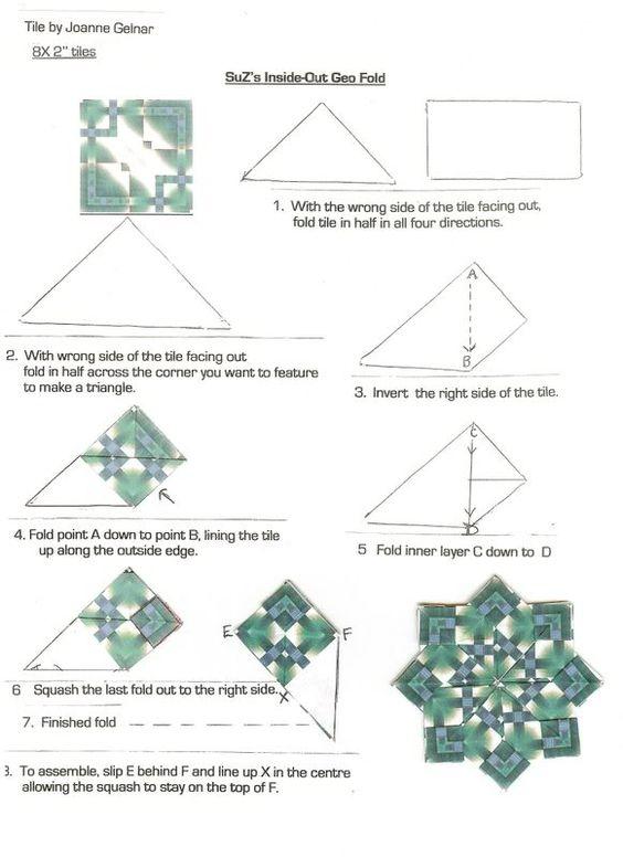 Tea Bag Fold Craft Ideas Pinterest Bags And Teas