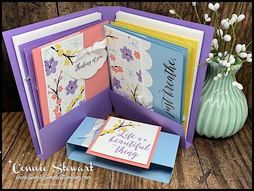 How To Make A Simple Greeting Card Portfolio With Images