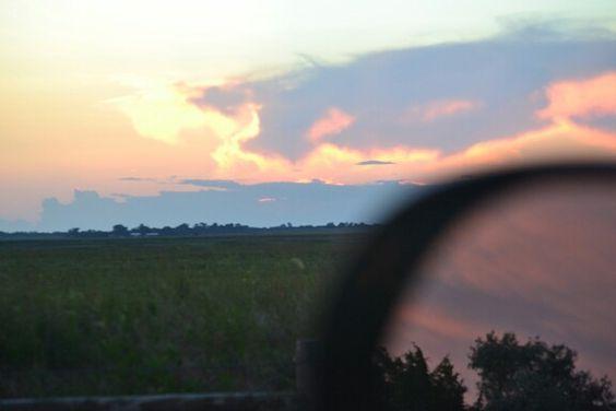 Supermoon sunset.8-14
