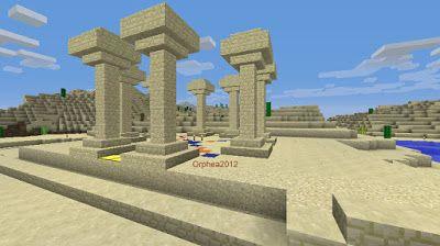 Orphea2012 Youtube et Minecraft: Minecraft | Construire pour se changer les idées