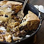 The BEST Skillet Cookie Ever Made