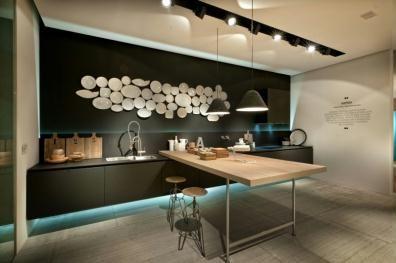 Cuisine design cuisine haut de gamme cuisine sur mesure for Mesure cuisine americaine