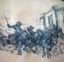 make your own tattoo stencil transfer fluid