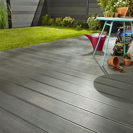 Pinterest the world s catalog of ideas - Lames pvc pour terrasse ...